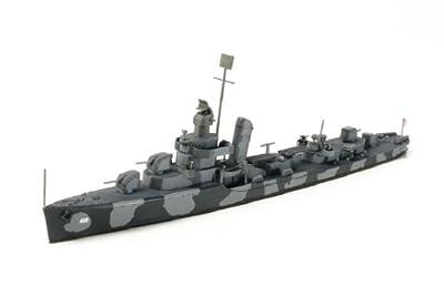 Tamiya 31911 - Maquette - Bateau - Destroyer Us Dd412 Hamman