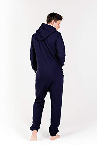 Moniz Jumpsuit, dunkelblau - 5