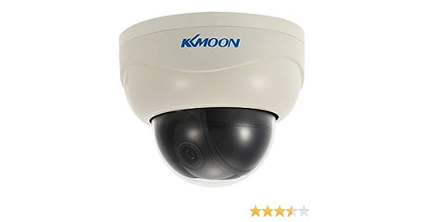 Kkmoon Cctv Kamera Ahd 1080p 3 Zoll Dome Ptz 2 8 8mm Autofokus Manuelle Varifokale Zoom Objektiv 2 0mp 1 3 Zoll Für Sony Cmos Ir Cut 2 Stück Array Ir Leds Nachtsicht Für Home Security