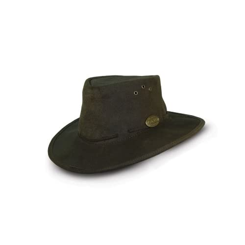 31uaWZmZzoL. SS500  - ROGUE OILED SUEDE PACKAWAY HAT 171C (60-61CM)