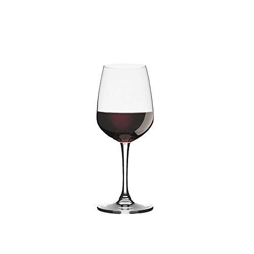 Copas de vino Tinto Pasabahce/ 370 ml / set de 12 / Gafas de alta calidad/ apto para lavavajillas - 2