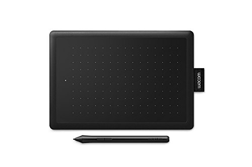 Wacom One by Small Tableta digitalizadora 2540 líneas por Pulgada 152 x 95 mm USB Negro - Tableta gráfica (Alámbrico, 2540 líneas por Pulgada, 152 x 95 mm, USB, Pluma, 133 pps)