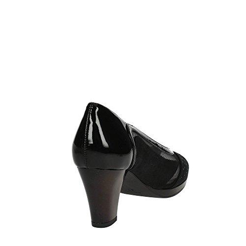 Cinzia Soft 311871 Open Toe Chaussures Femme Noir