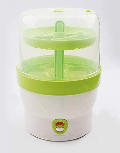 H+H BS 29g Babyflaschen-Sterilisator für 6 Flaschen in grün - 4
