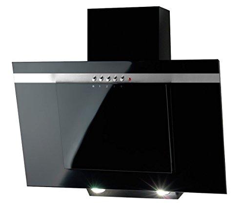Akpo - Campana extractora wk-4 nero line negro / 60cm / 320m3/h...