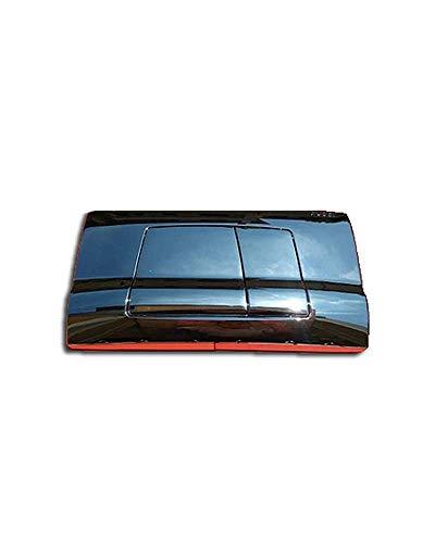 Placca Scarico Cassetta Incasso Eco Cromata 80005712 Pucci 5712