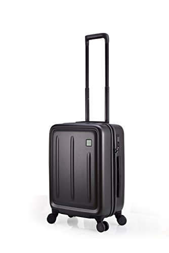 lojel-strio-21-small-spinner-luggage-meltallic-metallic-grey