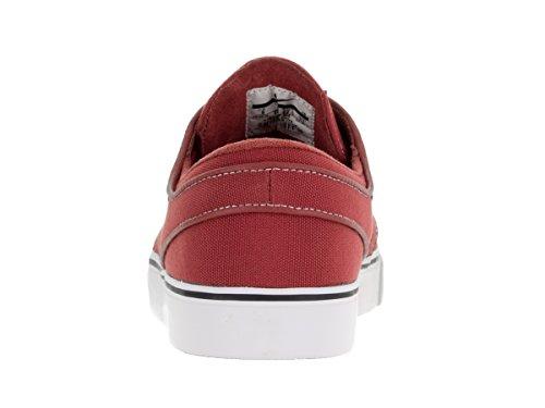 Nike Herren Zoom Stefan Janoski Cnvs Skaterschuhe Rojo (dark cayenne/black-gum light brown-white)
