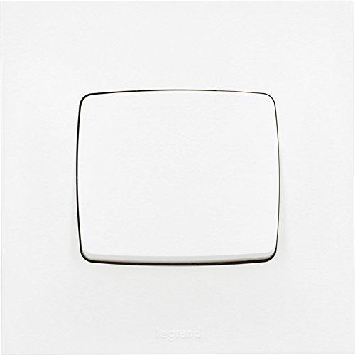 Legrand LEG91320 Neptune Interrupteur/va-et-vient, 2300 W, 230 V, Blanc