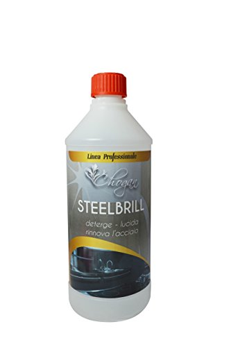 Chogan Game 2 units steel Brill Cleaner Polisher for stainless steel 750 ML Code: DT11