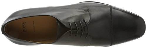 BOSS Business Herren Kensington_Derb_buct Derbys Schwarz (Black)