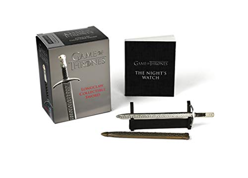 Game of Thrones: Longclaw Collectible Sword (RP Minis) -