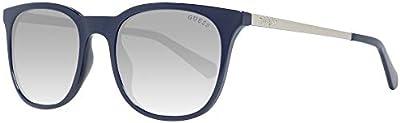 Guess GU6920 92B 53 Monturas de gafas, Azul (Blu/), 53.0 Unisex Adulto