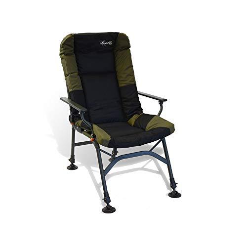 CarpOn Stuhl extra Heigh Camping Einstellbar Carp Fishing Chair 130kg