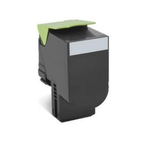 Preisvergleich Produktbild Lexmark 70C20K0 Return Program Toner Cartridge, schwarz