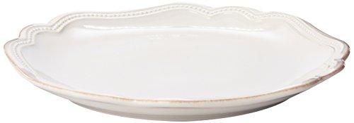 Lenox Geschirrset mit Perlen, französische Perlen, 4-teilig Dekoteller 9
