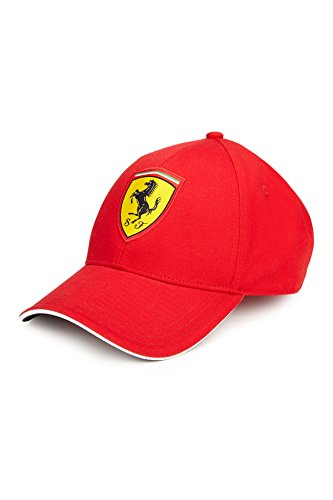 ferrari-red-classic-verstellbar-hat-mit-gesticktem-scudetto-badge