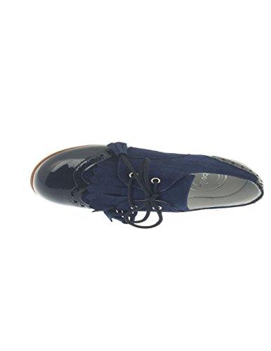 Marine Quasten Blau Beberlis