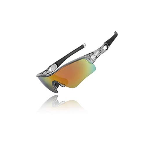 Männer Frauen Radfahren Motorradbrille UV-Schutz Winddicht Staubdicht Sandschutzbrille Off-Road-Bike Outdoor Sports Trend Sonnenbrille