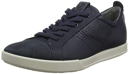 ECCO Herren COLLIN2.0 Sneaker, Blau (Navy/Marine 59353), 40 EU 40 Palette