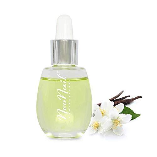 NeoNail Nagelhautöl 15 ml mit Pipette Nail Premium Hautöl verschiedene Dufte Nagelöl Pflege Nagelhautpflege (Nagelöl mit Pipette 15ml - Vanille) die beste Qualität Effizient Effektiv