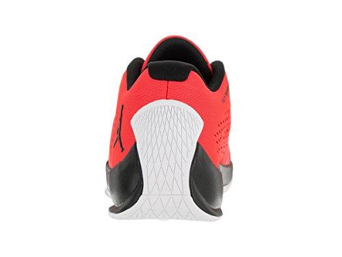 Nike Jordan Rising Hi-Low, Scarpe da Basket Uomo Rosso (Rojo (Infrared 23 / Blk-White-Hypr Trq))