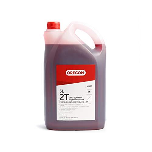Oregon 908912-Takt-Teilsynthetisches Low Smoke Öl