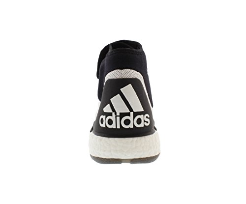 Adidas 2015 Crazylight Boost Primeknit Basketball Soes Taille 12.5 White/Black