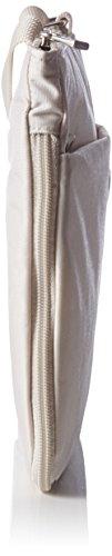 Bogner LeatherSOLE M - Borsa a tracolla Donna Avorio (Elfenbein (swan 361))