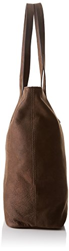Timberland Tb0m5486, Borsa Tote Donna, 14.5x36.5x39.5 cm (W x H x L) Marrone (Mulch)
