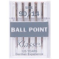 Klasse Maschine Nadeln Ball Point 90/14 -