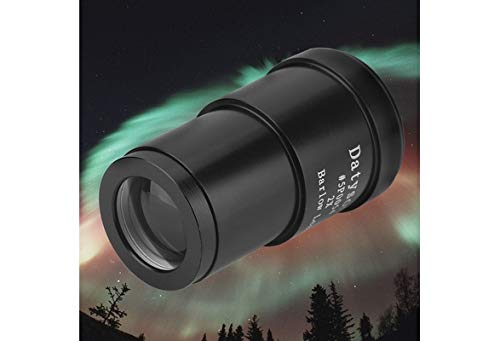 Barlowlinse mit 2-facher Vergrößerung und 1,25 Zoll Schnittstelle für Teleskop Okular