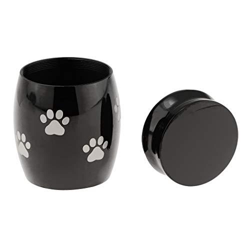 Homyl Haustier Begräbnis Urne Feuerbestattung Asche Behälter Gedenkurne Andenken Urne für Hunde Katzen - Typ 6 - Asche Pet Behälter