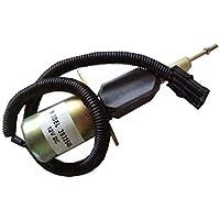Sa-4639-12 Solenoide de Apagado Diesel de 12 V 3932545 Válvula de Solenoide de Parada para Equipos Pesados ??De Cummins