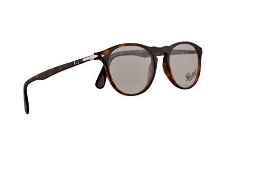 Persol PO3205V Brillen 51-19-145 Havana Mit Demonstrationsgläsern 24 PO 3205V PO 3205-V PO3205-V