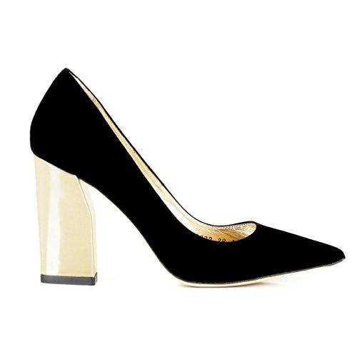 elegante-pumps-damenschuhe-schwarz-gold-leder-modell-d00832-venedig-37