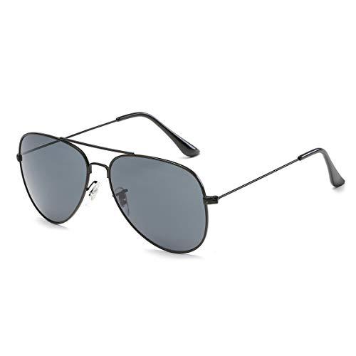 Monllack Exquisite Unisex Retro Vintage Rutschfeste Brille quadratischen Rahmen Sonnenbrille Outdoor Sports Eyewear Retro polarisierte komfortable