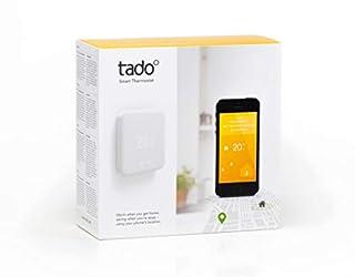 TADO 102460 Version 2, Tado Smart Thermostat Starter Kit, Matt White[Energy Class A] (B00REMJBXY)   Amazon price tracker / tracking, Amazon price history charts, Amazon price watches, Amazon price drop alerts