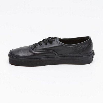 en Autentiche Cuoio Authentic en Cuir Vnojv5x1 Vans Di Vnojv5x1 Vans Noir Chaussures Nero Scarpe aTxwY5c4Wq