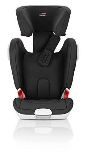 Britax Römer KIDFIX XP SICT High-Backed Booster Car Seat, Group 2/3 (15 – 36 kg), Collection 2017, Cosmos Black