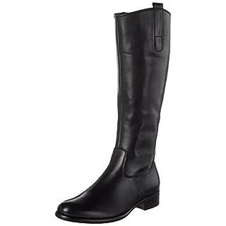 Gabor Shoes Damen Gabor Fashion Stiefel, Schwarz (27 Schwarz), 38.5 EU