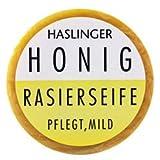 Haslinger Rasierseife mit Honig 60 Gramm