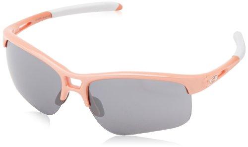 Oakley Unisex Sonnenbrille Oo9205 Rpm Squared Grapefruit Pearl/Schwarz Iridium (S3)