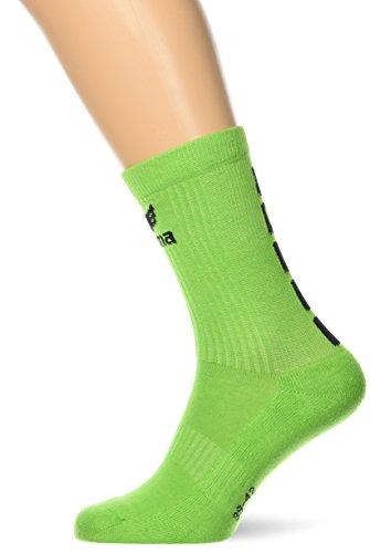 Erima Socken 5-Cubes, Green/Schwarz, 43-46, 618501 (Cube Green)
