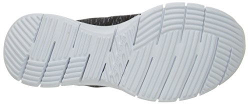 Skechers Damen Glider-Deep Space Sneaker Grau (cccl)