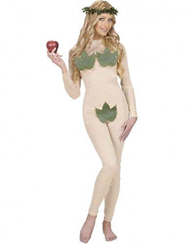 Eve Jumpsuit & Headpiece Costume Large for TV Adverts & Commercials Fancy (Eva Kostüm)