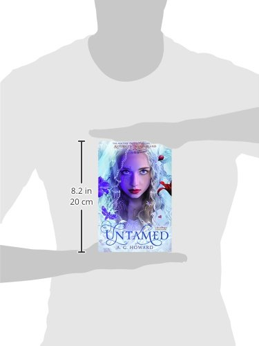 Untamed (Splintered)