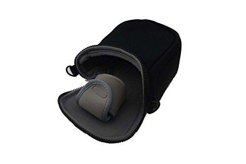 vhbw Tasche Bag für Kamera Canon Powershot SX540HS, SX540 HS, SX420IS, SX420 is.