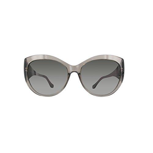 Balenciaga occhiali da sole ba0023 58 16 140 20b (58 mm) grigio