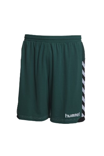 Hummel Kinder Shorts BEE AUTHENTIC POLY, evergreen, 110( 4 )